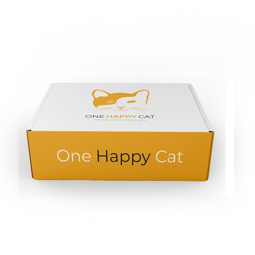One Happy Cat Cat Gift Box One Off Order