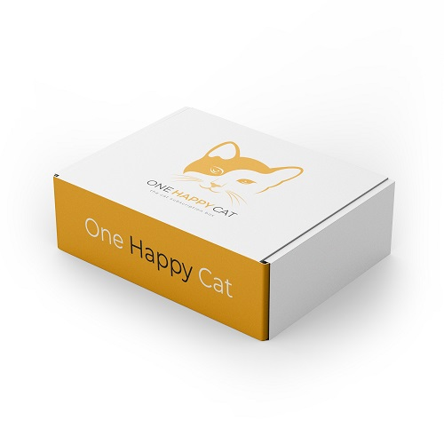 One Happy Cat Gift Box Give As A Gift